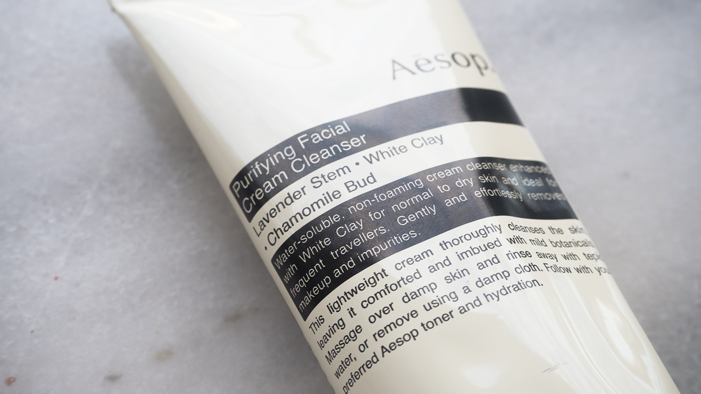 Aēsop Puryfying Facial Cream Cleanser